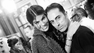 Sabe como a amizade de Giambattista Valli e Bianca Brandolini começou? Glamurama conta!