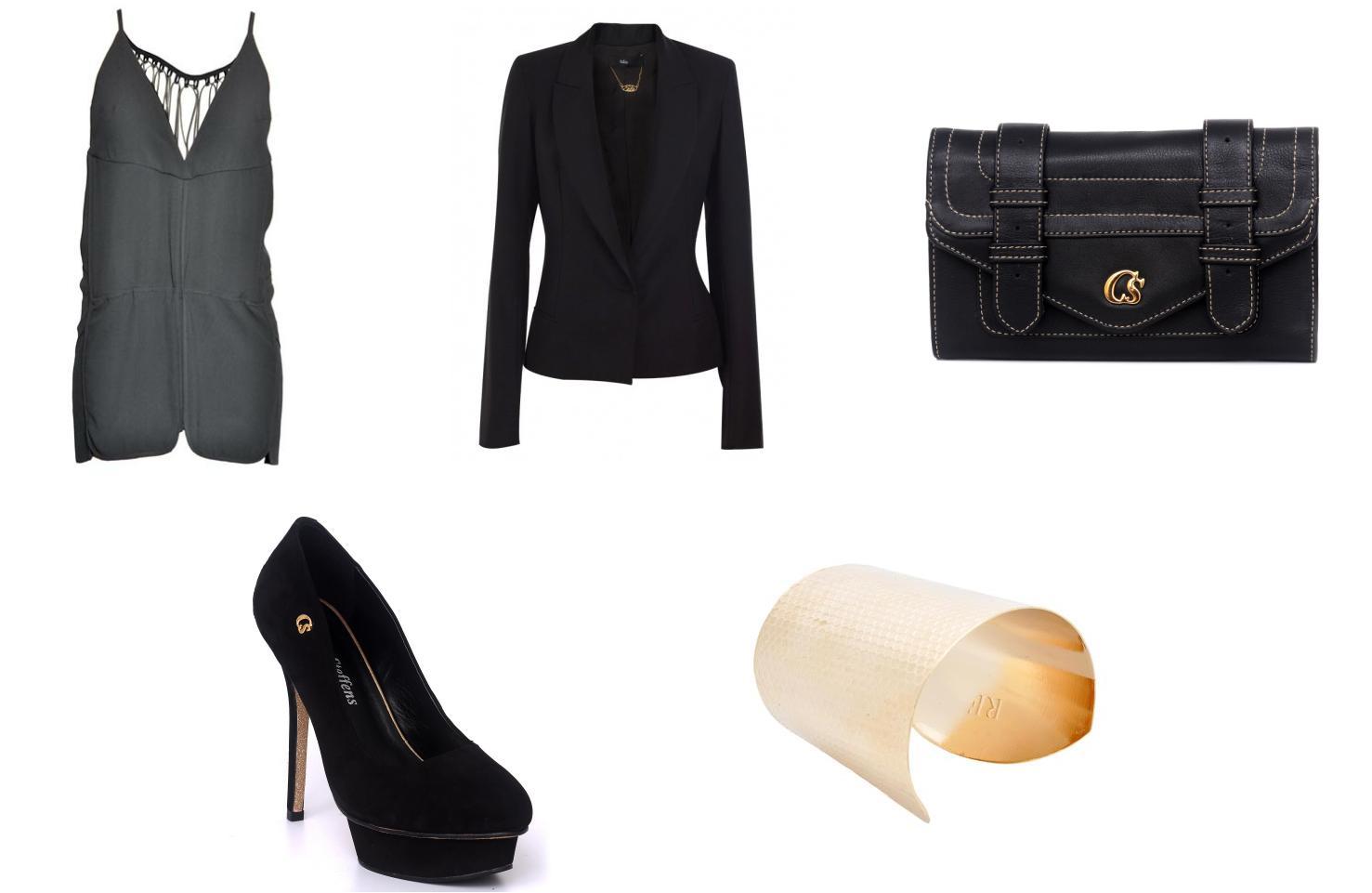 Glamurama dá dicas de um look all black para a balada