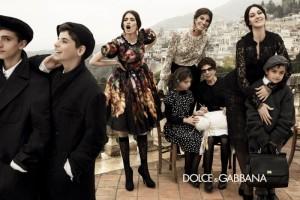 A campanha de inverno 2012 da Dolce & Gabbana acabou de sair. Vem ver!