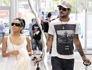 Mais um casal desfeito: Eva Longoria e o irmão de Penélope Cruz
