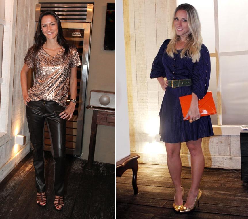 Bolsa Dourada Combina Com Que Roupa : Duas glamurettes escolheram looks fernanda kujawski no