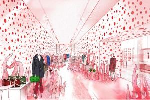 A Louis Vuitton vai abrir sete lojas pop-up. Sabe qual é o motivo?