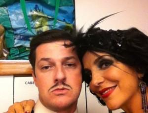 Preta Gil e Ivete Sangalo vão cantar no casamento de Marcelo Serrado