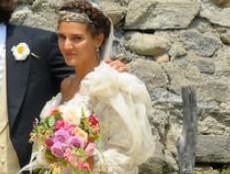 Sabe quem desenhou o vestido de casamento de Margherita Missoni?
