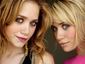 Gêmeas Olsen completam 26 anos e a gente fez a homenagem! Veja só: