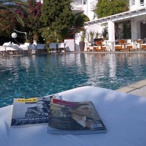 Revistas Joyce Pascowitch e Poder estão na Grécia. Vem entender!