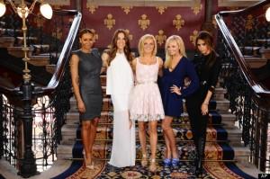 As Spice Girls se reuniram em Londres para lançar musical inspirado no grupo