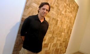 Daniel Senise inaugurou exposição inédita no Rio