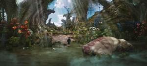 """Play para assistir ao trailer de """"Oz: Mágico e Poderoso"""""""