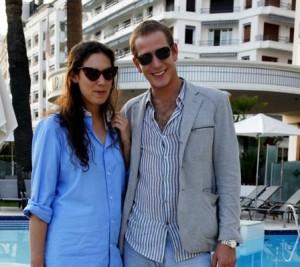 É oficial: Andrea Casiraghi e Tatiana Santo Domingo estão noivos