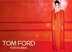 Veja a primeira imagem da nova campanha da Tom Ford For Women