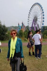 Os glamurettes invadiram o Tomorrowland, na Bélgica