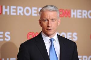 Aos 45, âncora da CNN Anderson Cooper se assume gay