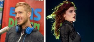 Calvin Harris se une a Florence Welch para produzir novo hit da ruiva