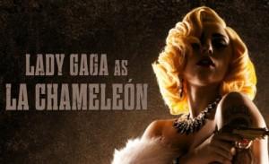 Lady Gaga ataca de atriz no novo filme do diretor Robert Rodriguez