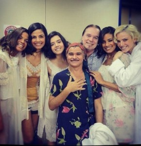 """Da pureza ao cabaré: Giovanna Lancellotti  e os bastidores de """"Gabriela"""""""