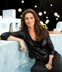 """Maria Fernanda Cândido estreia no """"Saia Justa"""""""