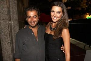 Bianca Giacoia, namorada de Michel Saad, diz que não é a morena de Aécio