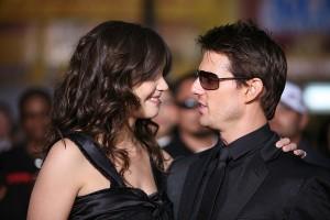 Ponto final? Katie Holmes e Tom Cruise acabam de assinar o divórcio