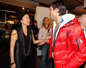 Vera Wang, recém-separada, já teria um novo amor para chamar de seu