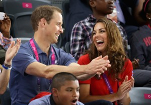 Com Harry de castigo, William e Kate Middleton brilham na Paraolimpíada