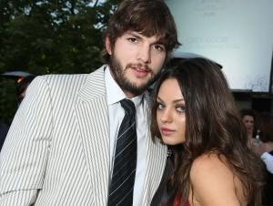 The end: acabaram as férias brasileiras de Mila Kunis e Ashton Kutcher