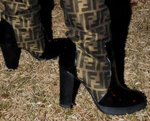 Glamurama flagrou uma bota linda e confortável no rodeio de Barretos