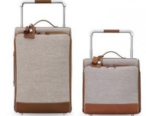 Viajar nunca mais será como antes com as novas malas da Hermès