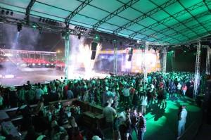 Glamurama já está no camarote Fusion, para mais uma noite do rodeio de Jaguariúna!