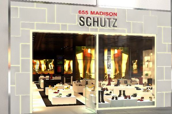 e2fbc09e8 Schutz se prepara para abrir sua primeira loja fora do Brasil ...