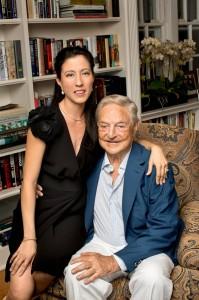 Bilionário George Soros vai se casar com mulher 42 anos mais jovem