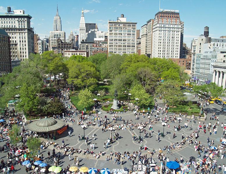 Canal NY: Union Square Park será invadido por brasileiros. O motivo?