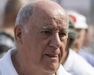 Amancio Ortega, dono da Zara, já é o terceiro mais rico do mundo