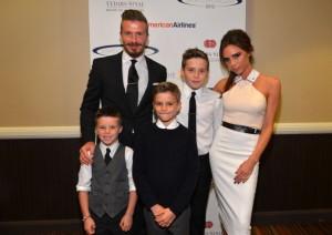 Quatro é pouco pra ela: Victoria Beckham quer ter mais e mais filhos