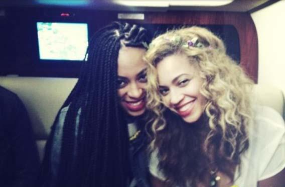 Solange e Beyoncé Knowles: que dupla