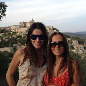 Vem ver o álbum de viagem da Provence de Bia Aydar com a família