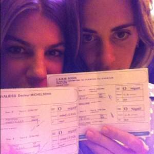 Quer saber o que Alexia Niedzielski e Bianca Brandolini têm em comum?
