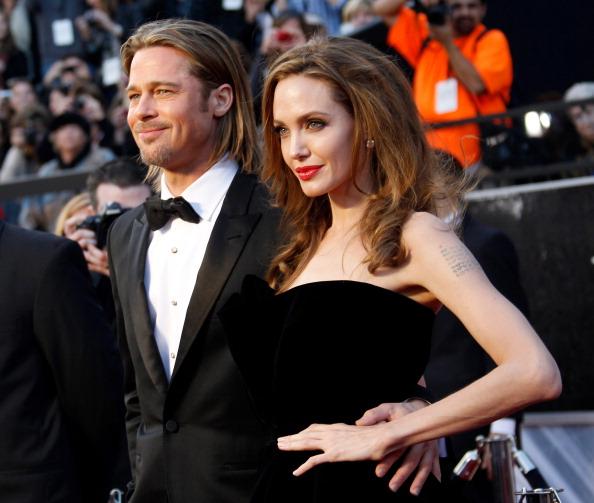 3aa2d1d8d37 Brad Pitt comprou um presente de R  800 mil para Jolie. O quê ...