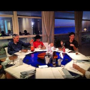 O fim de semana foi de muitas emoções para Caetano Veloso