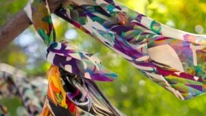 Canal NY: cariocas invadem Nova York com estampas multicoloridas