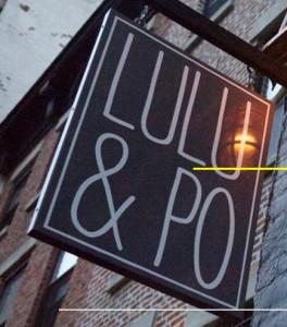 Canal NY: faça um pit stop no Lulu & Po, o novo restaurante da moda