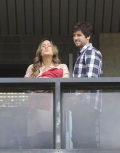 Claudia Leitte mostra o filho caçula Rafael pela primeira vez