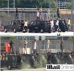 Spice Girls fizeram uma surpresa e tanto em Londres. O quê?