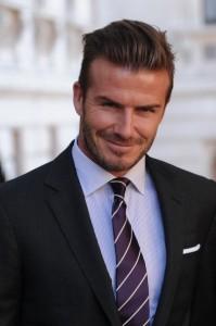 Sabe quanto David Beckham faturou por dia no ano passado? Mais de R$ 100 mil!