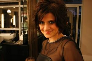 Giuliana Romano arma brunch para lançar coleção de verão 2013