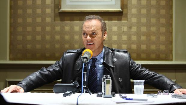 O remédio para a dor de cabeça de José Padilha? Michael Keaton…