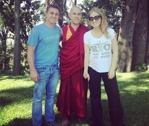 Angélica e Luciano Huck querem uma vida mais zen