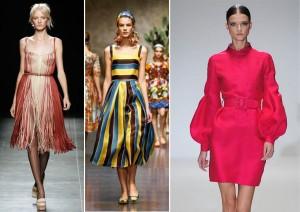 Siga a tendência: Semana de Moda de Milão aposta no verão leve