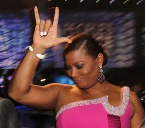Queen Latifah entra na luta por um espaço na TV norte-americana