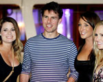 Tom Cruise é flagrado com loira na Croácia e Glamurama desvenda o mistério